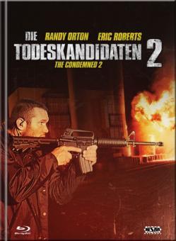 Die Todeskandidaten 2 - The Condemned 2 (Limited Mediabook, Blu-ray+DVD, Cover D) (2015) [FSK 18] [Blu-ray]