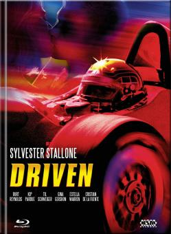 Driven (Limited Mediabook, Blu-ray+DVD, Cover B) (2001) [Blu-ray]
