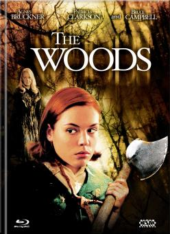 The Woods (Limited Mediabook, Blu-ray+DVD, Cover A) (2006) [Blu-ray]