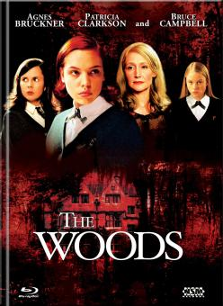 The Woods (Limited Mediabook, Blu-ray+DVD, Cover B) (2006) [Blu-ray]