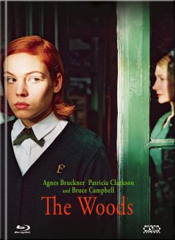 The Woods (Limited Mediabook, Blu-ray+DVD, Cover C) (2006) [Blu-ray]