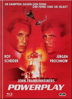 Powerplay (Limited Mediabook, Blu-ray+DVD, Cover A) (1990) [Blu-ray]