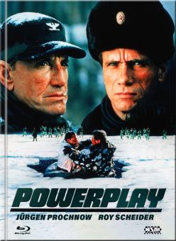 Powerplay (Limited Mediabook, Blu-ray+DVD, Cover B) (1990) [Blu-ray]