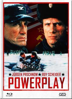 Powerplay (Limited Mediabook, Blu-ray+DVD, Cover C) (1990) [Blu-ray]