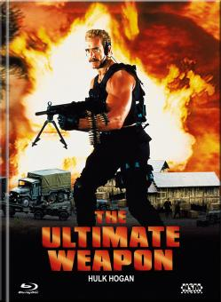 The Ultimate Weapon (Limited Mediabook, Blu-ray+DVD, Cover A) (1997) [FSK 18] [Blu-ray]