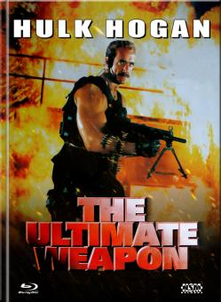 The Ultimate Weapon (Limited Mediabook, Blu-ray+DVD, Cover C) (1997) [FSK 18] [Blu-ray]