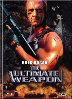 The Ultimate Weapon (Limited Mediabook, Blu-ray+DVD, Cover D) (1997) [FSK 18] [Blu-ray]