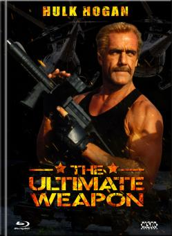 The Ultimate Weapon (Limited Mediabook, Blu-ray+DVD, Cover E) (1997) [FSK 18] [Blu-ray]