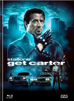 Get Carter - Die Wahrheit tut weh (Limited Mediabook, Blu-ray+DVD, Cover D) (2000) [Blu-ray]
