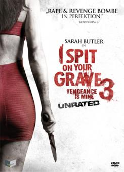 I Spit on your Grave 3 - Vengeance is Mine (Uncut, im Schuber) (2015) [FSK 18]