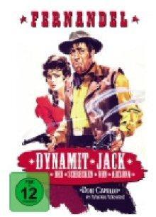 Dynamit Jack - Der Schrecken von Arizona (1961) [Gebraucht - Zustand (Sehr Gut)]