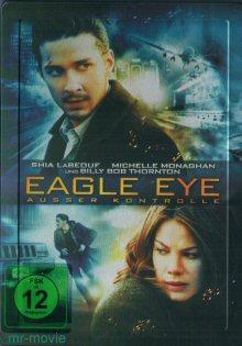Eagle Eye (limitierte Steelbook Edition) (2008)