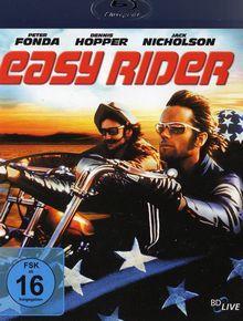 Easy Rider (1969) [Blu-ray]