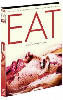 EAT - Ich hab mich zum Fressen gern (Limited Mediabook, Blu-ray+DVD, Cover A) (2014) [FSK 18] [Blu-ray]