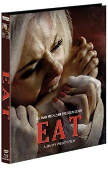 EAT - Ich hab mich zum Fressen gern (Limited Mediabook, Blu-ray+DVD, Cover E) (2014) [FSK 18] [Blu-ray]