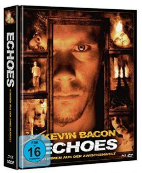 Echoes - Stimmen aus der Zwischenwelt (Limited Mediabook, Blu-ray+DVD, Cover A) (1999) [Blu-ray]