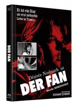 Der Fan (2 Disc Limited Mediabook, Cover C) (1982) [FSK 18] [Blu-ray]