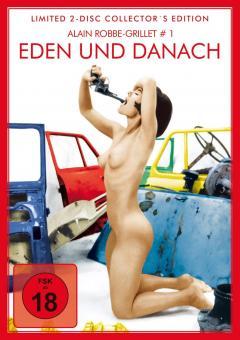 Eden und danach (2 Disc Limited Collectors Edition) (1970) [FSK 18]
