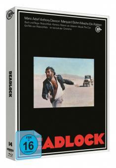 Deadlock - Edition Deutsche Vita # 13 (Limited Edition, 4K Ultra HD+Blu-ray, Cover B) (1970) [Blu-ray]