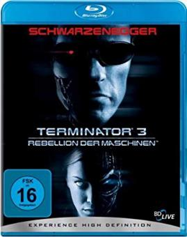 Terminator 3 - Rebellion der Maschinen (2003) [Blu-ray]