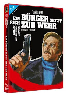 Ein Bürger setzt sich zur Wehr (Limited Edition, Blu-ray+DVD) (1974) [FSK 18] [Blu-ray]