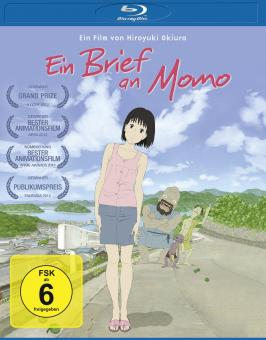 Ein Brief an Momo (2011) [Blu-ray]