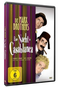 Die Marx Brothers - Eine Nacht in Casablanca (1946)