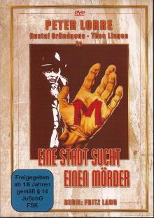 M - Eine Stadt sucht einen Mörder (1931) [Gebraucht - Zustand (Sehr Gut)]