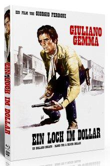 Ein Loch im Dollar (Uncut,Limited Mediabook, Blu-ray+3 DVDs, Cover A) (1965) [FSK 18] [Blu-ray]