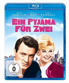 Ein Pyjama für Zwei (1961) [Blu-ray]