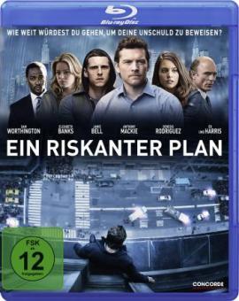 Ein riskanter Plan (2012) [Blu-ray]