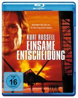Einsame Entscheidung (1996) [Blu-ray]
