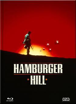 Hamburger Hill (Limited Mediabook, Blu-ray+DVD, Cover B) (1987) [Blu-ray]