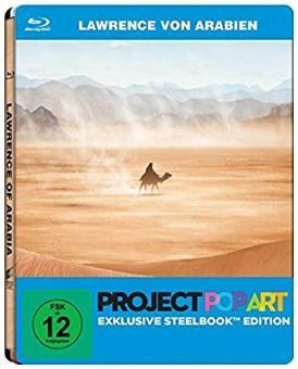 Lawrence von Arabien (Limited Steelbook) (1962) [Blu-ray]