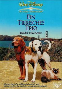 Ein tierisches Trio - Wieder unterwegs (1996)