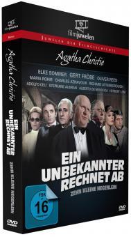 Agatha Christie: Ein Unbekannter rechnet ab (Zehn kleine Negerlein) (1974)
