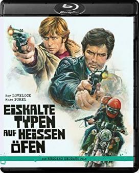 Eiskalte Typen auf heissen Öfen (1975) [FSK 18] [Blu-ray]