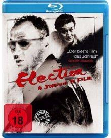 Election (2005) [FSK 18] [Blu-ray]