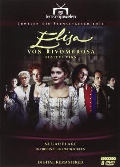 Elisa von Rivombrosa (Staffel 1) (8 DVDs) (2003) [Gebraucht - Zustand (Sehr Gut)]