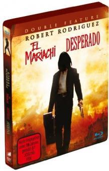 Desperado & El Mariachi (Steelbook) [FSK 18] [Blu-ray]