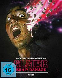 Elmer - Brain Damage (Limited Mediabook, Blu-ray+DVD) (1988) [Blu-ray]