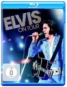 Elvis Presley - Elvis on Tour (1972) [Blu-ray]