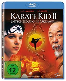 Karate Kid II - Entscheidung in Okinawa (1986) [Blu-ray]