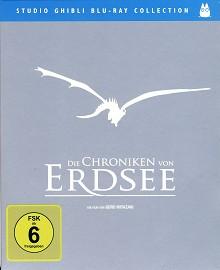 Die Chroniken von Erdsee (2006) [Blu-ray]