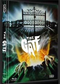 The Gate - Das Tor zur Hölle (Limited Mediabook, Blu-ray+DVD, Cover E) (1987) [Blu-ray]