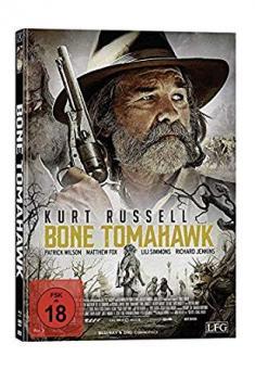 Bone Tomahawk (Limited Mediabook, Blu-ray+DVD, Cover E) (2015) [FSK 18] [Blu-ray]