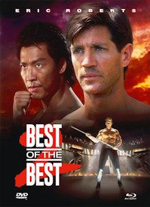 Best of the Best 2 - Der Unbesiegbare (Limited Mediabook, Blu-ray+DVD, Cover B) (1993) [FSK 18] [Blu-ray]