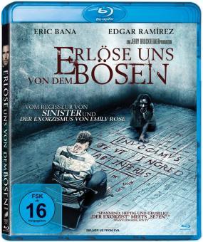 Erlöse uns von dem Bösen (2014) [Blu-ray]