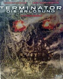 Terminator 4 - Die Erlösung (Director's Cut, Steelbook) (2009) [Blu-ray]