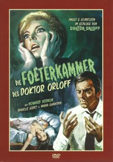 Die Folterkammer des Doktor Orloff (Kleine Hartbox) (1969) [FSK 18]